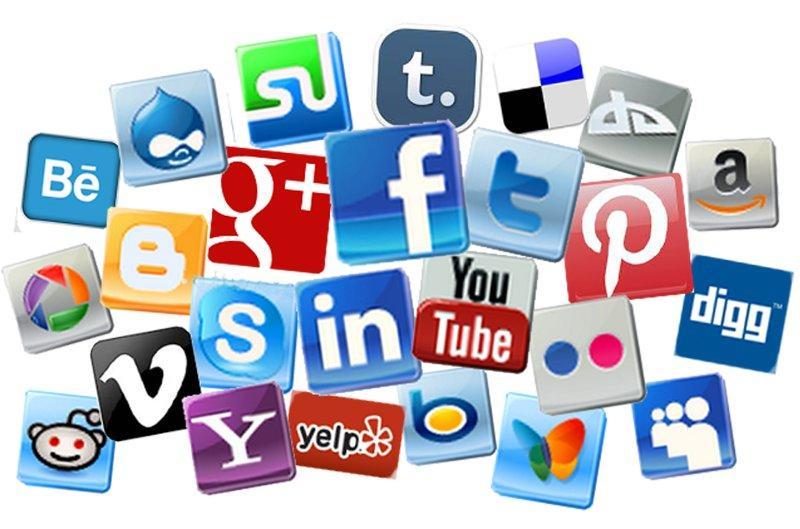Slikovni rezultat za društvene mreže