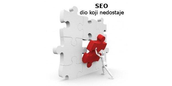 SEO? Zašto mi treba seo optimizacija? | Domidona IT